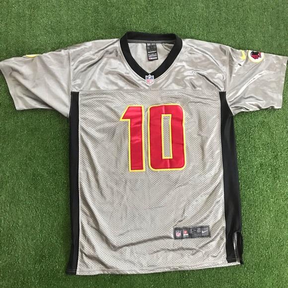 new style b922c 903b4 Robert Griffin III Washington Redskins Nike Jersey